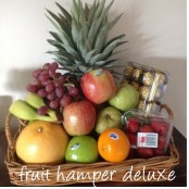 Fruit Hamper Deluxe